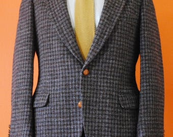 Harris Tweed Jacket sz