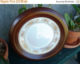 Vintage Noritake Ivory China Plate & Plate Holder