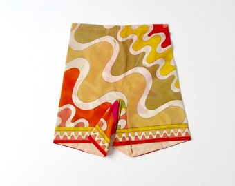 1960s Pucci girdle, Form Fit Rogers nylon shorts