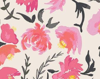 Kimono Robe. Kimono. Dressing Gown. Bridesmaid Robes. Suzanne's Garden. Knee Length. Small thru Plus Size Kimono.