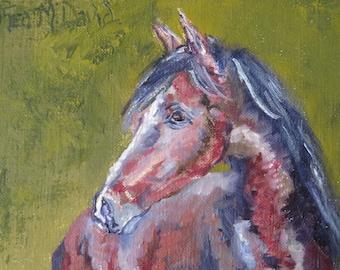 Phantom - original oil painting