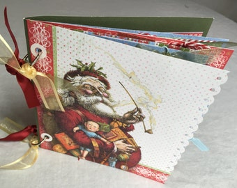 Dear Santa Scrapbook