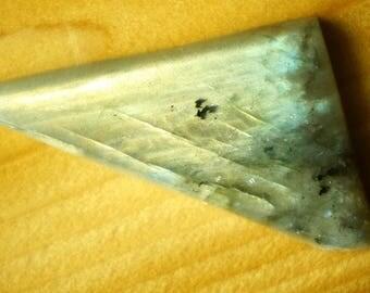 Bi Color Labradorite   Gemstone Cabochon 11360