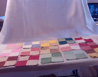 4 Patch Quilt Blocks