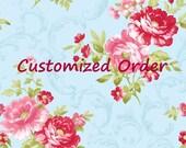 Customized Listing for Dijana S