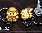 Replacement Pikachu keychain