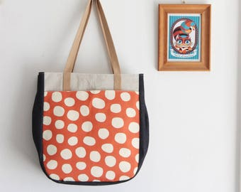 Super Tote, large bag tote. Diaper large bag, travel bag, beach bag. Gym bag. Ready to ship.