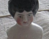 1918 China Doll Head #7  Never Used Needs a Body