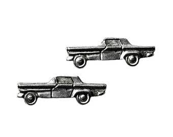 Classic Car Cufflinks - Gifts for Men - Anniversary Gift - Handmade - Gift Box Included
