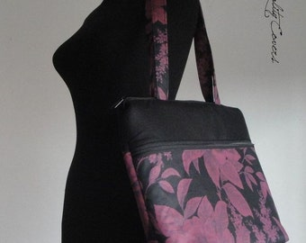 Customizable for Color Fabric and Size Laptop Bag - Fully  Padded -WATERPROOF Fabric-Tote-Handbag-Shoulder Bag-Everyday bag-interior Pockets