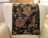 "Headrest Chair Protector or Cover, 34"" x 14"", Recliner/Chair/Sofa Head Rest Cover, Antimacassar, Fabric or Leather Furniture"