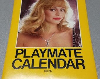 1981 PlayBoy PlayMate Calendar
