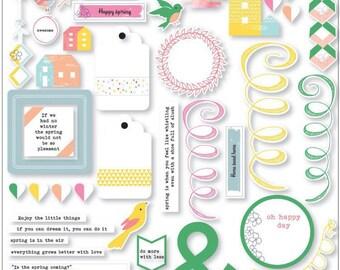 Pinkfresh Studio Felicity Ephemera