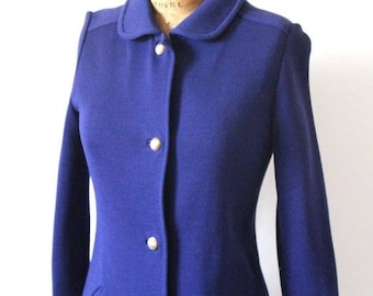 spring sale 1960s Kimberly Virgin Wool Coat