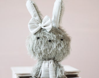 Lucinda little bunny plush - made to order
