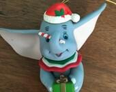 Vintage Dumbo Christmas Ornament