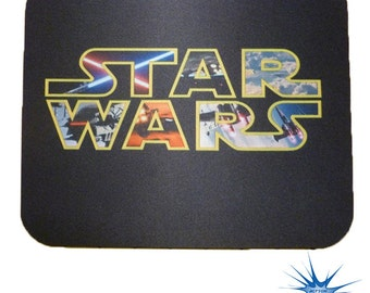 Star Wars Anti Slip PC Gamer Picture Mouse Pad (Style B)