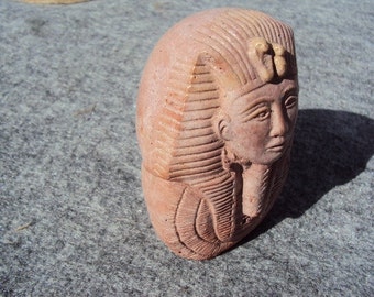 Egyptian Art Stone, Handmade, Shipping Included