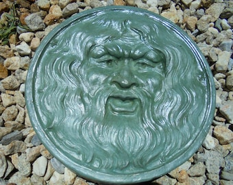 Wizard Stepping Stone, Yard Hanging, Shipping Included