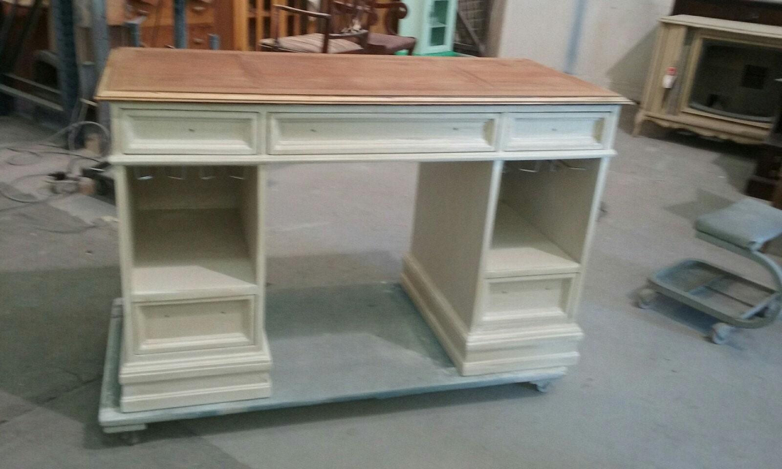 desk, bar, wine bar, liquor cabinet, repurpose