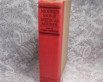 1956 Modern Home Medical Advisor