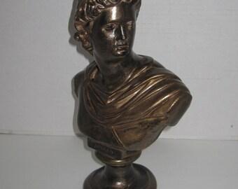 Apollo Head Bust