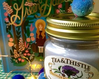 Avonlea - Anne of Green Gables Themed Soy Candle