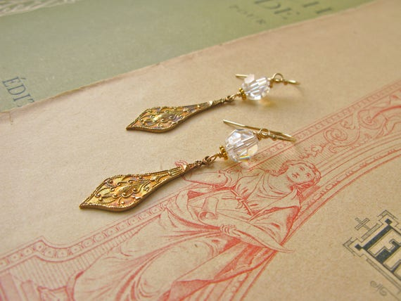 Atlantis Palace earrings...