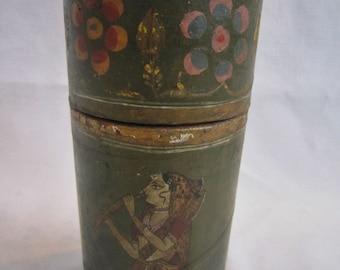 Antique India Box