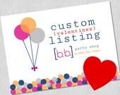 Custom Listing for Kathy