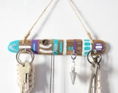 Boho Driftwood Jewellery Organizer