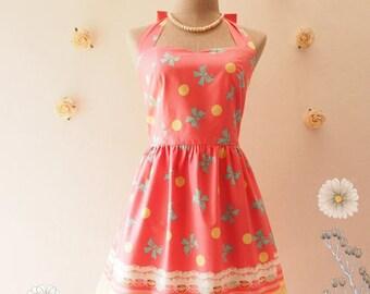 Clearance SALE Easter Dress Carousel Dress Merry Go Round Dress Fancy Vintage Style Dress Summer Dress Pink Sundress, custom