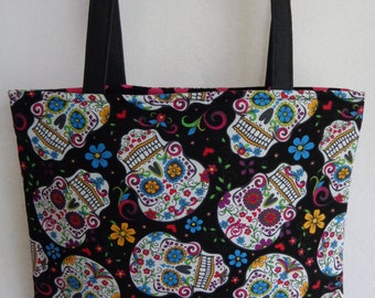 Totie Bag: Sugar Skull