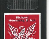 Hand Sewing Needles / Milliners-(Straw) Needles / 3 Milliners / 4 Milliners / 7 Milliners / 8 Milliners /Richard Hemming / Sold by Package