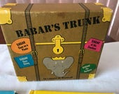 Babar's Trunk Childrens Book Set