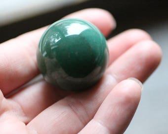 30 mm Aventurine Stone Shaped Sphere #83079