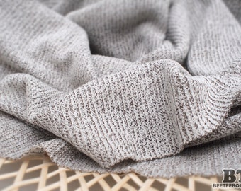 Sweater Knit Stretchy Wrap - Newborn photography Props