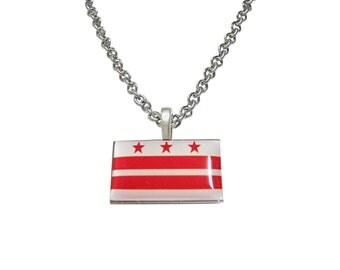 Washington DC Pendant Necklace