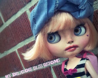 Collette, One Of A Kind Custom Neo Blythe Art Doll