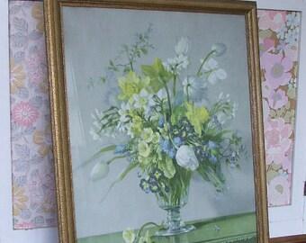 Pretty Vernon Ward Picture ' Spring Colour'