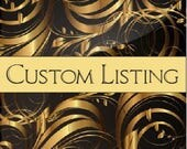 Custom Listing For lisamowafi (Upgrade to bigger board)