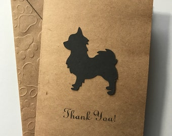 Pomeranian Cards, Dog Cards, Pomeranian Dog Cards, Thank You Cards, Cards for Dog Lovers, Blank Dog Note Cards, Animal Cards