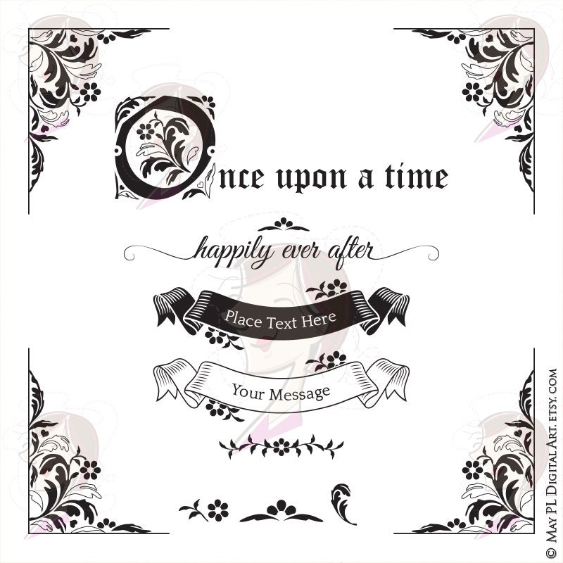 Once Upon A Time Happily Ever After Fairytale Wedding ...