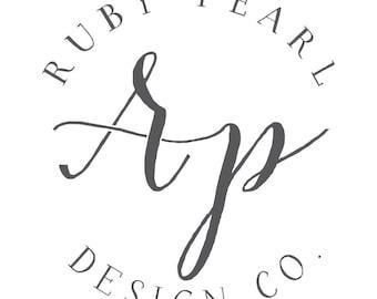 RP Design Co. 5x7 Print - In-Person Sale