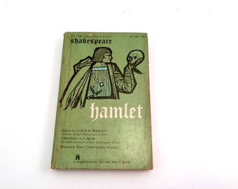 Hamlet, Shakespeare, Washington Square Press, 1957