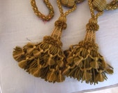 Antique French Tassel Woo...