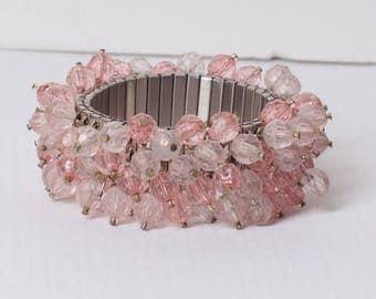 Pink Cha Cha Expandable Bracelet