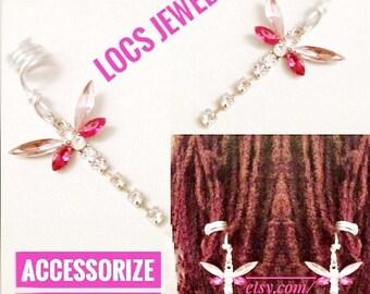 Butterfly locs Jewelry