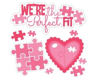 Valentine die cut, Valentine planner die cut, Valentine scrapbook Embellishment, Scrapbook die cuts, Scrapbook supplies, valentine card