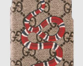 Luxury Snake iPhone 6 6s 7 7Plus Case Painted Snake luxury case